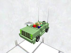 Jeep ドライブ! GOGO!
