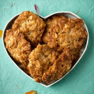 Oatmeal Cookies with Coconut.