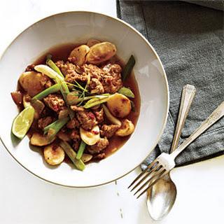 Stir-Fried Spicy Rice Cakes