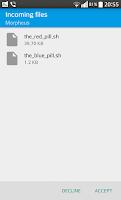 Screenshot of Wi-Fi Talkie