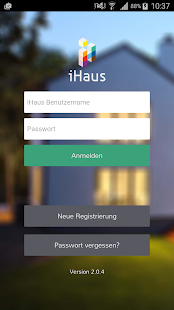 iHaus Smarthome- screenshot thumbnail