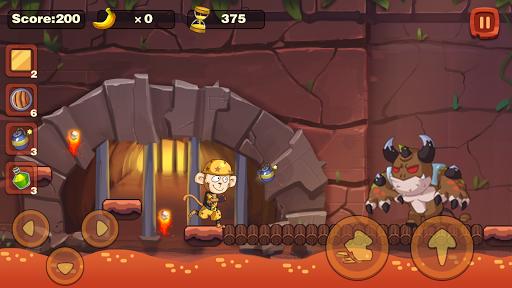 Monkey Run Adventure - Jungle Story - Banana World 1.0.0 screenshots 15