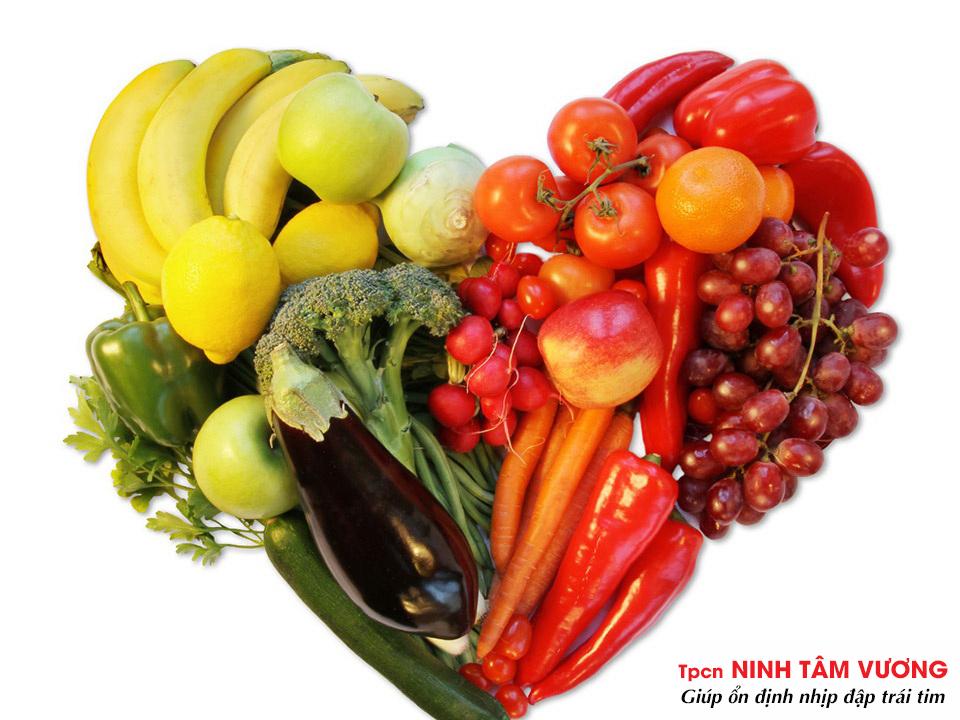 Rối loạn nhịp tim nhanh nên ăn gì?