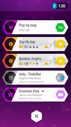 Tiles Hop: EDM Rush!のおすすめ画像5