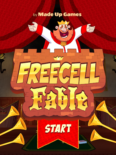 FreeCell Fable 0.24 screenshots 6