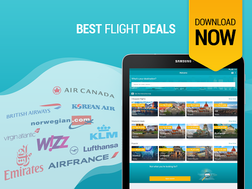 Kiwi.com: Cheap Flights, Airline Tickets & Booking for PC