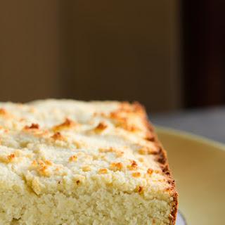 Low-carb Coconut Flour Bread.