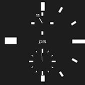 Gear Fit Mechanical Fake Clock
