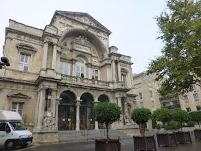 Photo: L'op^éra du grand Avignon