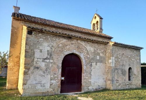 photo de chapelle des Vignères