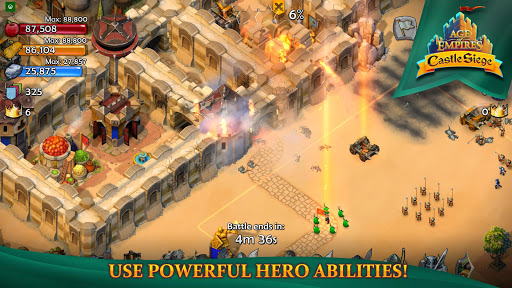Age of Empires: Castle Siege screenshot 4