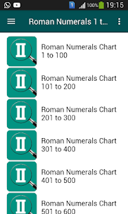 Roman numerals 1 to 1000 android apps on google play roman numerals 1 to 1000 screenshot thumbnail thecheapjerseys Image collections
