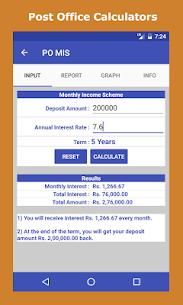 Financial Calculator India 4