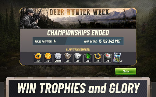 Hunting Clash: Animal Hunter Games, Deer Shooting 2.3a de.gamequotes.net 4