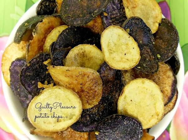 Guilty Pleasure Potato Chips Recipe