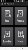 Screenshot of BCS Exam Preparation