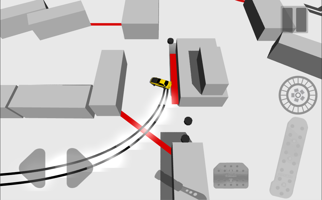 X-Avto drift- screenshot