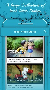 Tamil Video Status For Whatsapp 2019 App Download For Android and iPhone 2