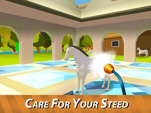 My Little Horse Farm - try a herd life simulator! 1.01 screenshots 10