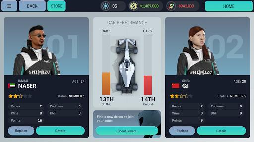 Motorsport Manager Mobile 3