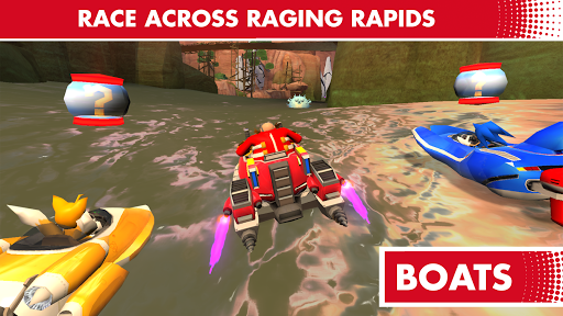 Sonic Racing Transformed screenshot 3