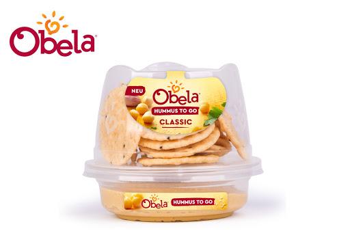 Bild für Cashback-Angebot: Obela Hummus to go Classic - Obela