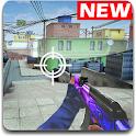 Combat Strike 2020: FPS War- Online shooter & PVP icon