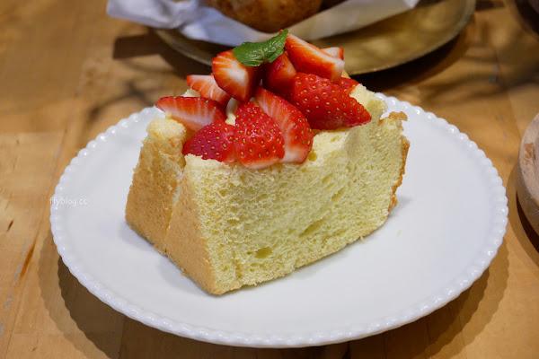 端倪生活:火車站附近台鐵員工宿舍改建的老宅咖啡館,二訪下午茶甜點一樣好吃