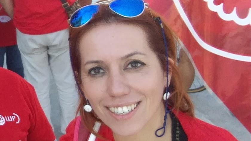 Carmen Vidal, secretaria provincial de UGT