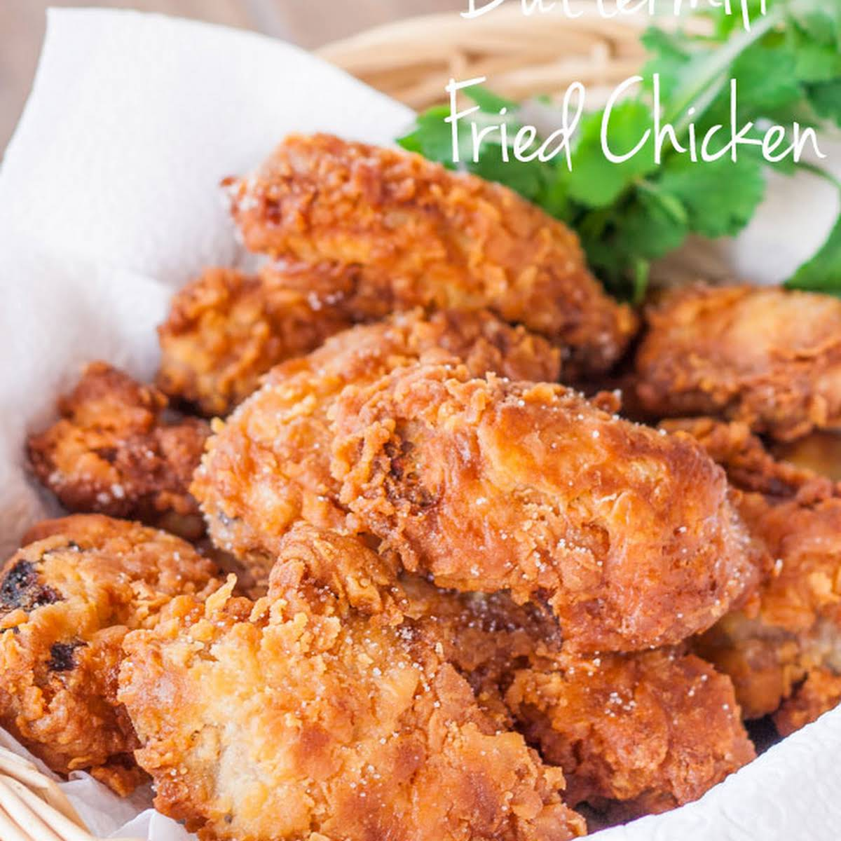 Jos Buttermilk Fried Chicken