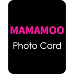PhotoCard for MAMAMOO Icon