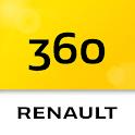Configuratore Renault 360° icon