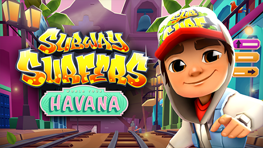Subway Surfers  gameplay | by HackJr.Pw 6