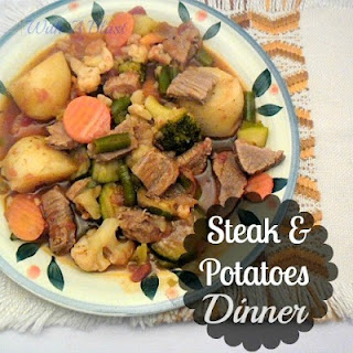 Steak Potatoes Dinner Recipes