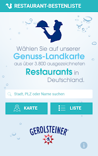 Restaurant Bestenliste- screenshot thumbnail