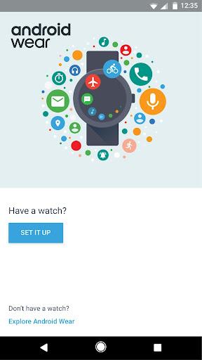Android Wear - Smartwatch screenshot 2