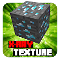 X-Ray Texture Pack for MCPE icon