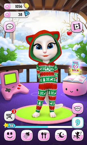 My Talking Angela 4.0.1.235 screenshots 5