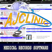Clinic Medical Record software