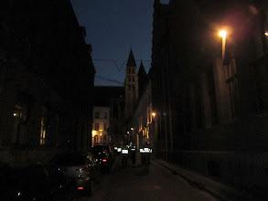 Photo: Doornik by night