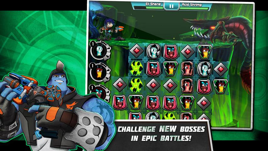 Slugterra: Slug it Out 2- screenshot