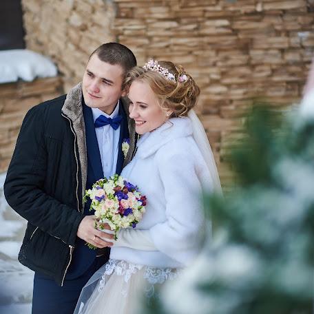 Wedding photographer Elena Khayrulina (Khayrulinafoto). Photo of 16.12.2017