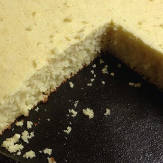 Mom's Sweet Buttermilk Corn Bread