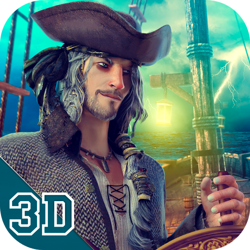 Black Pirate Ship Wake FPS