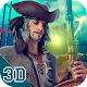 Black Pirate Ship Wake FPS