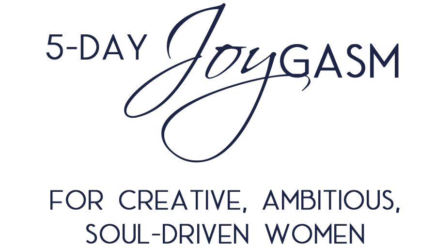 5-day joygasm online event