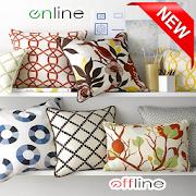 550+ Pillow Design icon
