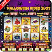 Halloween Caça Niquel Video Slot