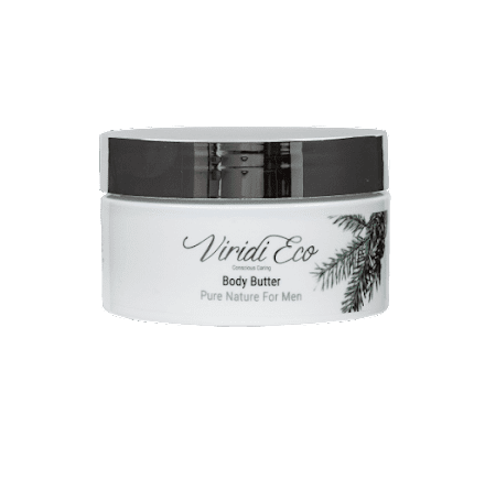 Body butter pure nature - For men