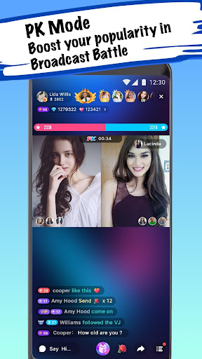 Mico Chat: Live Chat, Meet Stranger, Random Match 5.5.1.5 screenshots 5